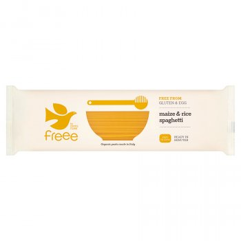 Doves Farm Organic Maize & Rice Spaghetti Pasta - 500g