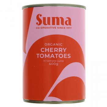 Suma Cherry Tomatoes  400g