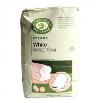 Doves Farm White Organic Strong Flour 1.5Kg