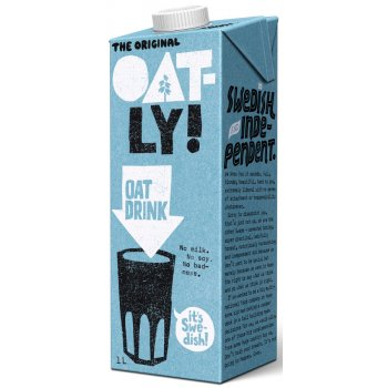 Oatly Oat Milk   Calcium 1l