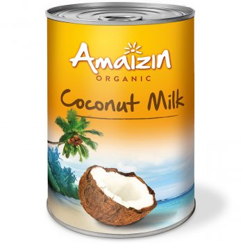 Amaizin Rich Coconut Milk 400ml
