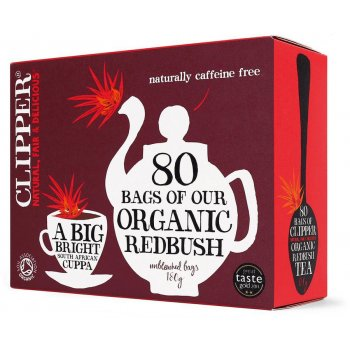 Clipper Organic Redbush Tea 80 bags