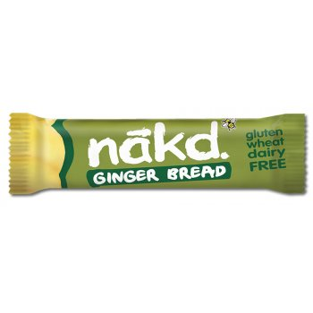 Nakd Ginger Bread 35g