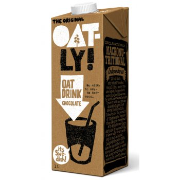 Oatly Chocolate Milk Alternative 1l