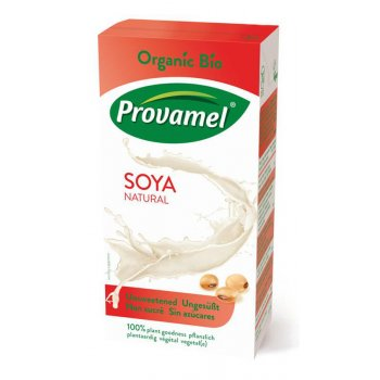 Provamel Soya Milk - Unsweetened - 500ml