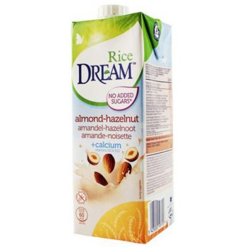 Rice Dream - Hazelnut & Almond Milk - 1L