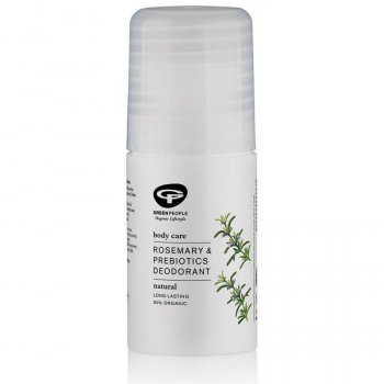 Green People Rosemary & Prebiotics Roll On Deodorant - 75ml