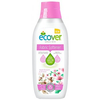 Ecover Concentrated Fabric Conditioner - Apple Blossom & Almond - 750ml