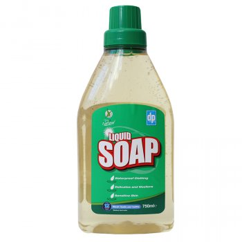 Liquid Soap - 750ml - 12 Washes