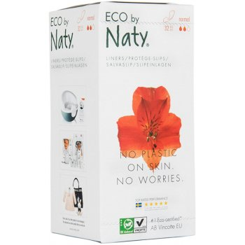 Eco by Naty Panty Liners - Normal - Pack of 32