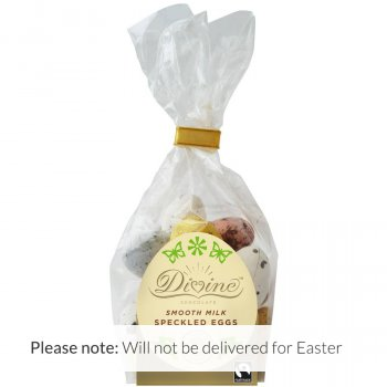 Divine Milk Chocolate Speckled Eggs - 155g