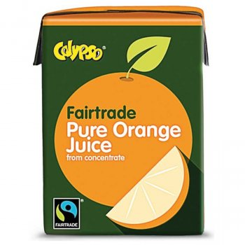 Calypso Fairtrade Orange Juice 200ml