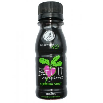 James White Beet It Organic Beetroot Juice Stamina Shot 70ml