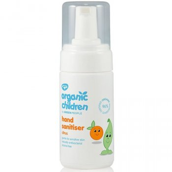 Green People Childrens Sticky Hand Sanitiser 100ml