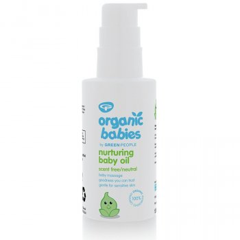 Green People Nurturing Baby Oil - 100ml