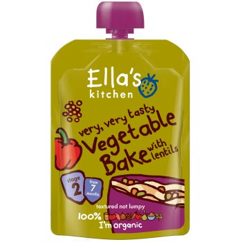 Ellas Kitchen Vegetable Bake 130g