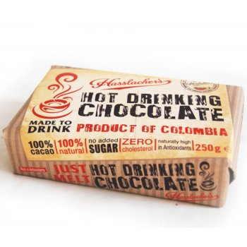 Hasslachers Bar of Drinking Chocolate 250g