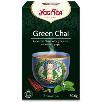 Yogi Green Chai Tea x 17 bags