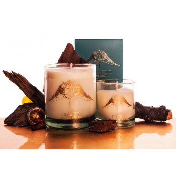 M&J London El Capitan Amber Soy Candle - Large