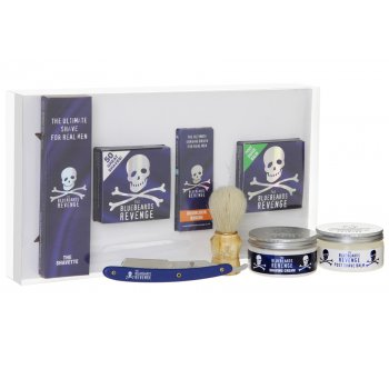 Bluebeards Revenge Gift Box Shavette Kit