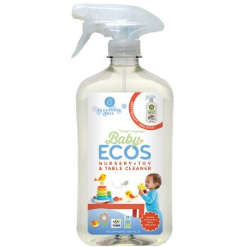 ECOS Friendly Nursery & Toy Cleaner - 500ml