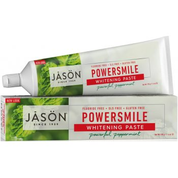 Jason Powersmile Antiplaque & Whitening Toothpaste - 170g