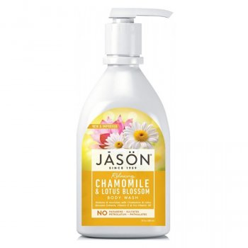 Jason Relaxing Chamomile & Lotus Blossom Body Wash - 887ml
