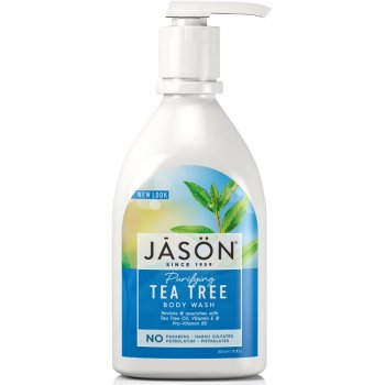 Jason Purifying Tea Tree Body Wash - 887ml