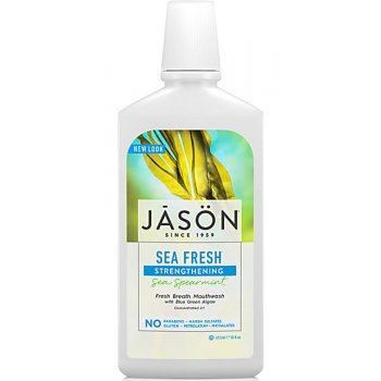 Jason Sea Fresh™ Strengthening Sea Peppermint Mouthwash - 473ml