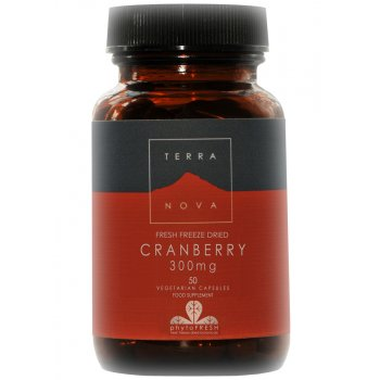 Terranova Cranberry 300mg - 50caps