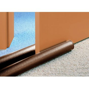Wenko Insulating Draught Excluder - Brown