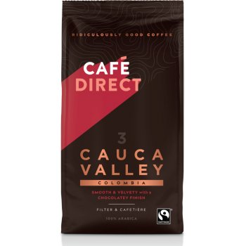 Cafedirect Cauca Valley Fresh Ground Coffee - 227g