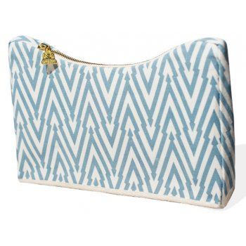 Wilby Green Orome Dip Clutch