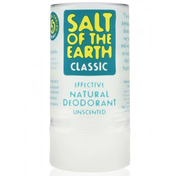 Salt of The Earth Crystal Spring Natural Deodorant - 90g