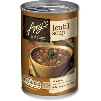 Amys Kitchen Lentil Soup - 400g
