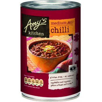 Amys Kitchen Medium Chilli - 416g