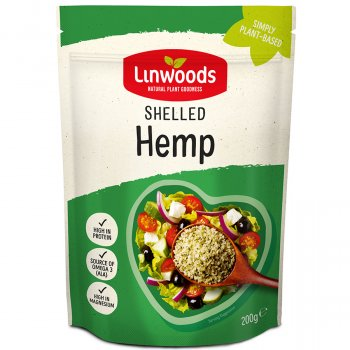 Linwoods Shelled Hemp - 200g