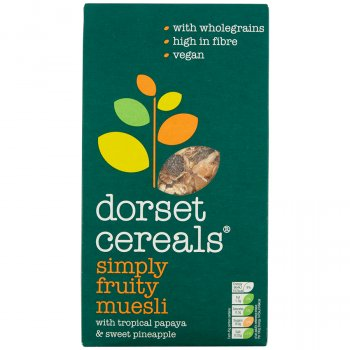 Dorset Cereals Simply Fruity Muesli - 630g