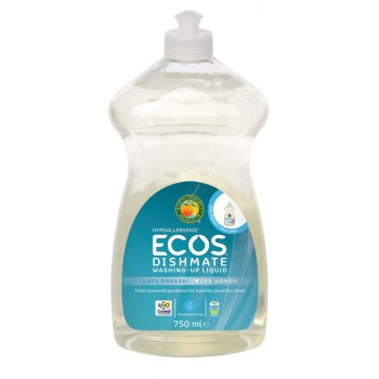 ECOS Dishmate Washing up Liquid - Fragrance Free - 750ml
