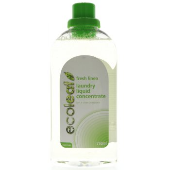 Ecoleaf Concentrated Non-Bio Laundry Liquid - 750ml - 25 Washes