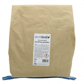 Ecoleaf Concentrated Washing Powder - 10kg