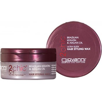 Giovanni Ultra-Sleek Hair Styling Wax - 57g