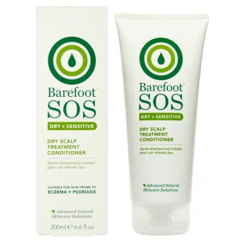 Barefoot Botanicals S.O.S Intensive Care - Dry Scalp Conditioner - 200ml