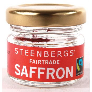 Steenbergs Fairtrade Saffron 0.5g