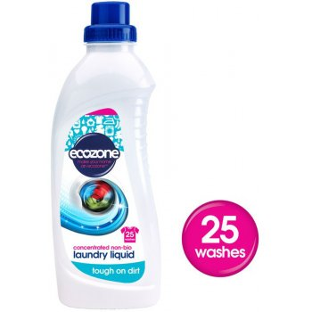 Ecozone Non-Bio Concentrated Laundry Liquid - 1L - 25 Washes