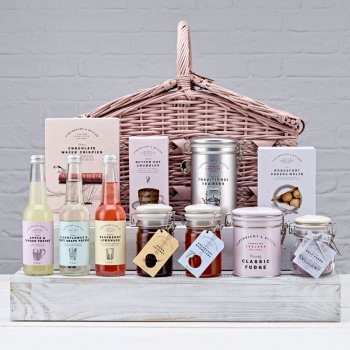 Cartwright & Butler Summer Picnic Hamper