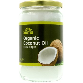 Suma Organic Extra Virgin Coconut Oil - 650g
