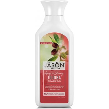 Jason Jojoba Shampoo - Long and Strong - 480ml