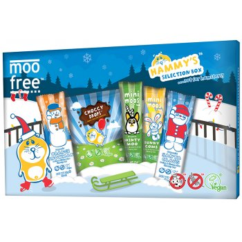 Hammys Moo Free Selection Box - 135g