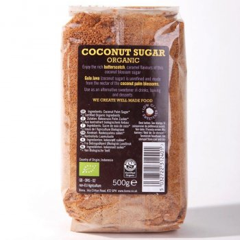 Biona Organic Coconut Palm Sugar - 500g